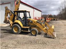 Caterpillar 416F2ST - backhoe loader - Construction - CATERPILLAR