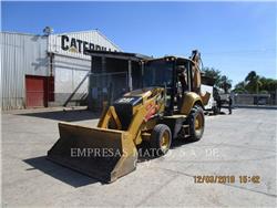 Caterpillar 416F2STLRC, koparko-ładowarki, Sprzęt budowlany
