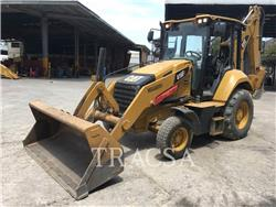 Caterpillar 416F2STLRC, chargeuses-pelleteuses, Équipement De Construction