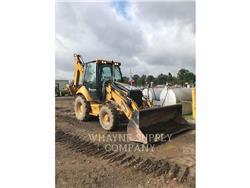 Caterpillar 420EIT, backhoe loader, Construction