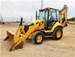 Caterpillar 420F、反铲装载机、建筑设备