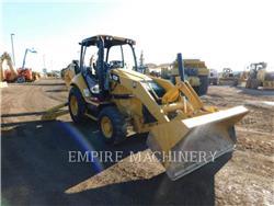 Caterpillar 420F 4EO, buldoexcavatoare, Constructii