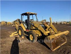 Caterpillar 420F 4EO P, retroescavadeiras, Equipamentos Construção