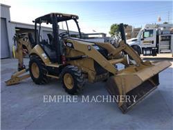 Caterpillar 420F 4EO P, retroexcavadoras cargadoras, Construcción