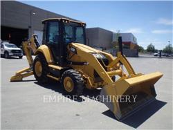 Caterpillar 420F2 4ECP, koparko-ładowarki, Sprzęt budowlany