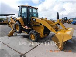 Caterpillar 420F2 4ECP, backhoe loader, Construction