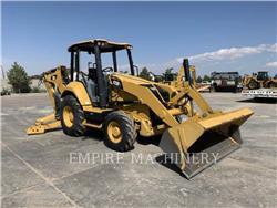Caterpillar 420F2 4EO, retroescavadeiras, Equipamentos Construção