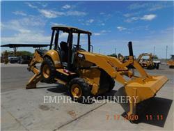 Caterpillar 420F2 4EOP, retroescavadeiras, Equipamentos Construção