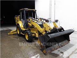 Caterpillar 420F2 HRC, экскаваторы-погрузчики, Строительное