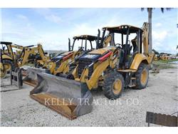 Caterpillar 420F2IT, backhoe loader, Construction
