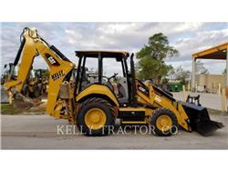 Caterpillar 420F2IT, koparko-ładowarki, Sprzęt budowlany