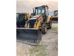 Caterpillar 420F2IT, backhoe loader, Construction