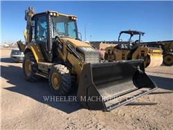 Caterpillar 420F2ITETH, backhoe loader, Construction