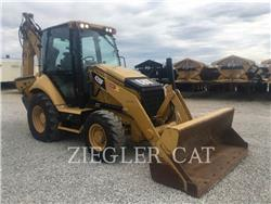 Caterpillar 420FH2、反铲装载机、建筑设备