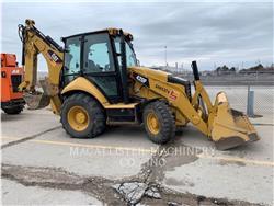 Caterpillar 420FST, retroescavadeiras, Equipamentos Construção