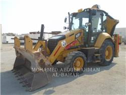 Caterpillar 422F2STLRC, backhoe loader, Construction
