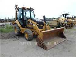 Caterpillar 430E EX4, buldoexcavatoare, Constructii