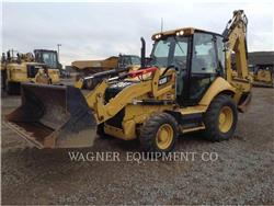 Caterpillar 430F IT4WE, backhoe loader, Construction