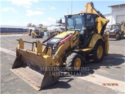 Caterpillar 432F2LRC, retroescavadeiras, Equipamentos Construção
