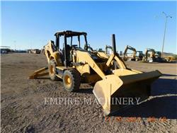 Caterpillar 440-07 4EQ, backhoe loader, Construction