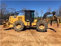 Caterpillar 525D, forstwirtschaft - holzrücker, Forstmaschinen