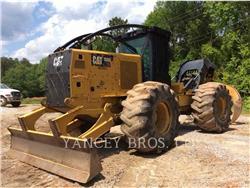 Caterpillar 525D SF, forestal - arrastrador de troncos, Forestal