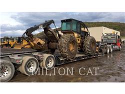 Caterpillar 535B, skidder, Forestry Equipment