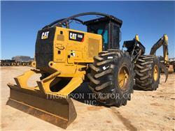 Caterpillar 535D, skidder, Forestry Equipment