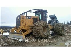 Caterpillar 535DLRC, skidder, Forestry Equipment