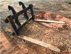 Caterpillar 54 FORKS, attrezzatura - forche, Attrezzature Da Costruzione
