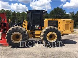 Caterpillar 563D, Feller Bunchers, Forestry Equipment