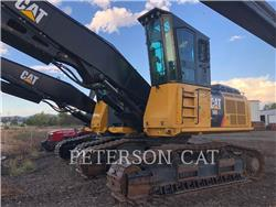 Caterpillar 568 FM LL, Feller Bunchers, Forestry Equipment