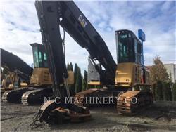 Caterpillar 568 LL, Knuckleboom loaders, Forestry Equipment