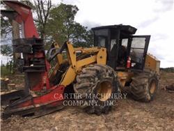 Caterpillar 573, skidder, Forestry Equipment