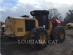 Caterpillar 573C, Petroleum Engines, Construction
