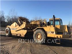 Caterpillar 615CII CA, Schaber, Bau-Und Bergbauausrüstung