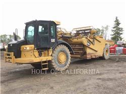 Caterpillar 623H, Scrapers, Construction