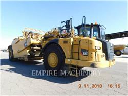 Caterpillar 623K, Raspadores, Equipamentos Construção