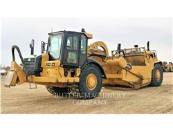 Caterpillar 627H, Skrobaki, Sprzęt budowlany