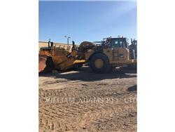 Caterpillar 627H, Scrapers, Construction