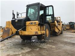 Caterpillar 627K, Raspadores, Construcción