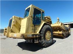 Caterpillar 631E, Raspadores, Equipamentos Construção