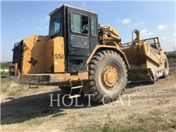 Caterpillar 631G, Schaber, Bau-Und Bergbauausrüstung