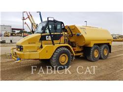 Caterpillar 725、油罐车、运输工具