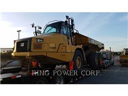 Caterpillar 725C2TG, Camiões articulados, Equipamentos Construção