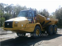 Caterpillar 725C2TG, Dumper - Knickgelenk, Bau-Und Bergbauausrüstung