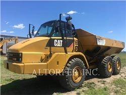 Caterpillar 730, Articulated Dump Trucks (ADTs), Construction