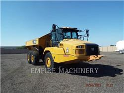 Caterpillar 730-04, Transportoare articulate, Constructii