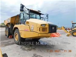 Caterpillar 730-04, Articulated Dump Trucks (ADTs), Construction