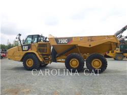Caterpillar 730C TG, Articulated Dump Trucks (ADTs), Construction